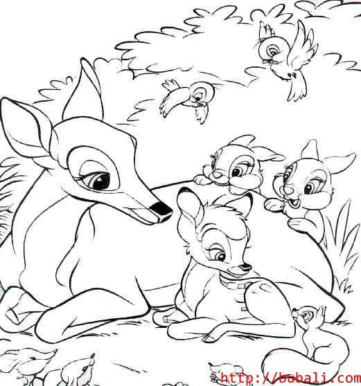 dibujos_para_colorear-ba001bubali