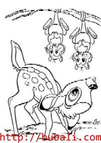 dibujos_para_colorear-ba008bubali