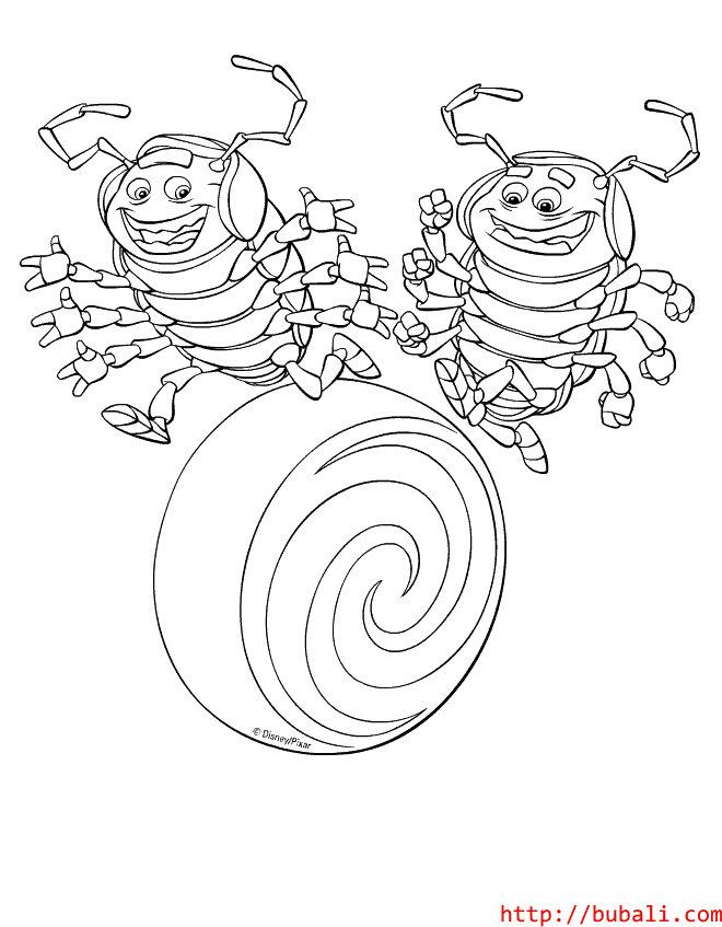 dibujos_para_colorear-bugs016bubali