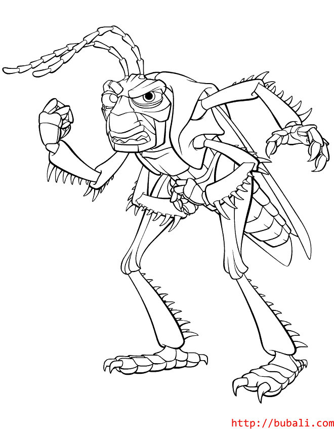 dibujos_para_colorear-bugs018bubali