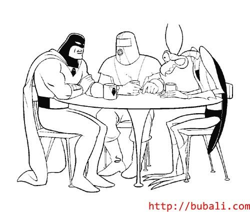 dibujos_para_colorear-dibu068bubali