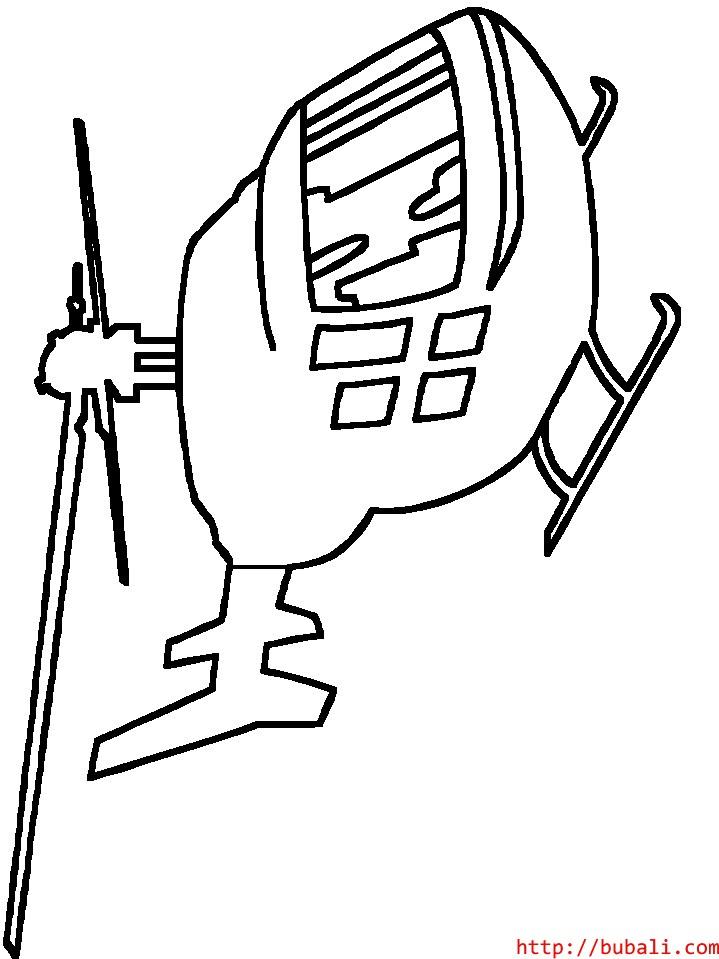 dibujos_para_colorear-heli8bubali