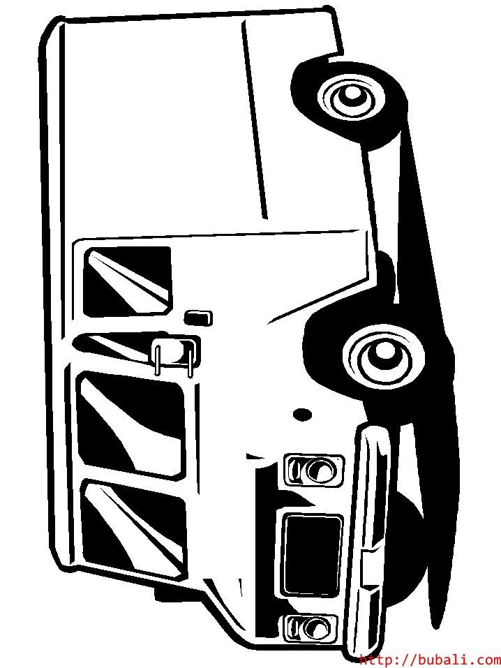 dibujos_para_colorear-truck10bubali