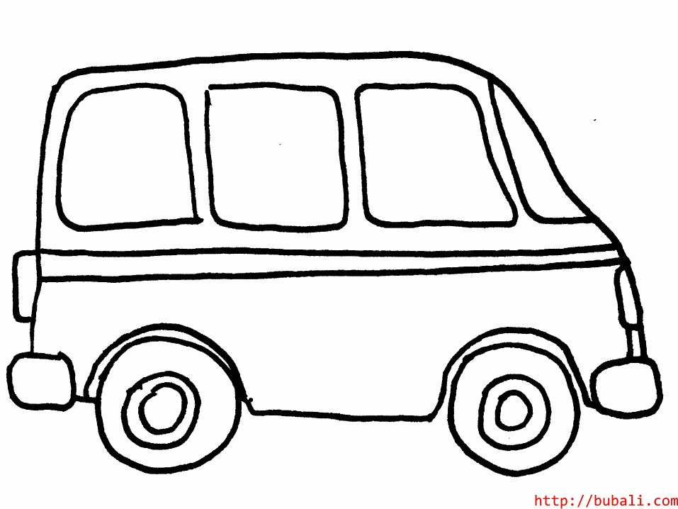 Free coloring pages of carros antiguos for Coches para pintar