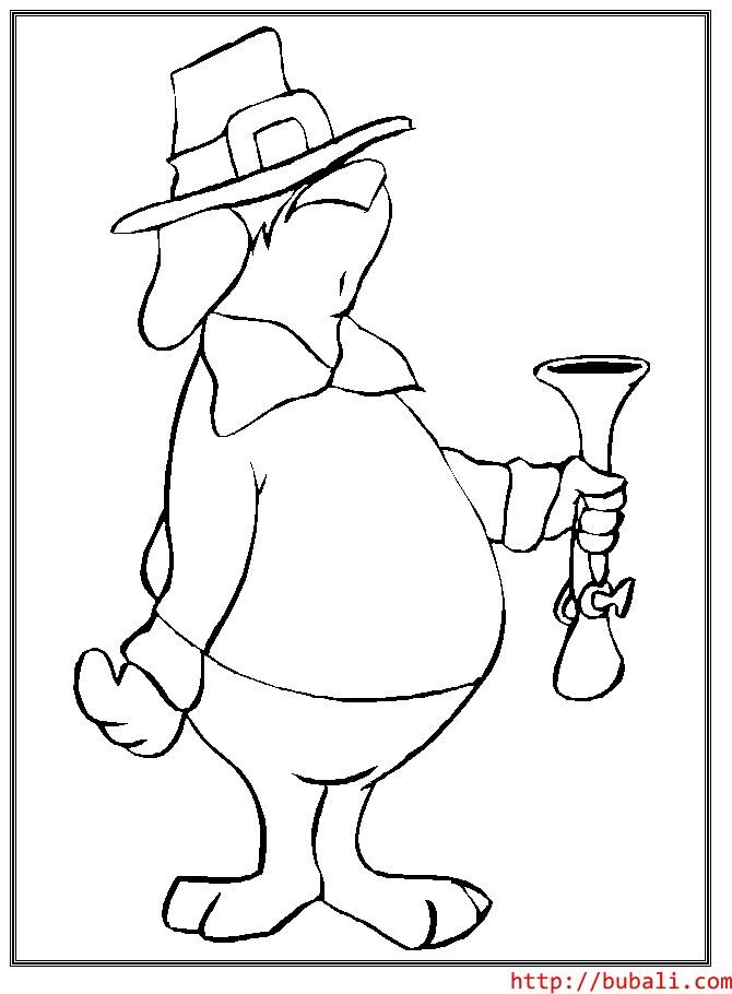 dibujos_para_colorear-pilgrim7bubali