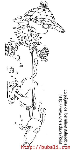 dibujos_para_colorear-Angelicaspikebubali