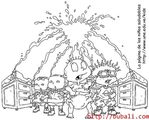 dibujos_para_colorear-Babymilkbubali