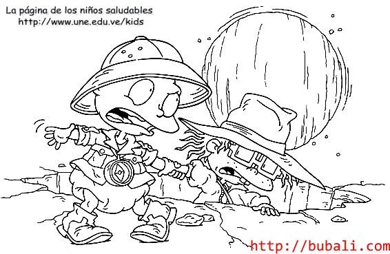 dibujos_para_colorear-Chucktomjones2bubali