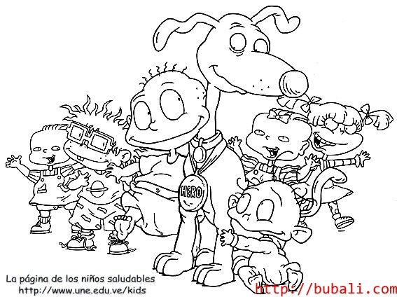 dibujos_para_colorear-Groupbubali