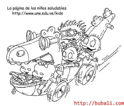 dibujos_para_colorear-Wagon1bubali
