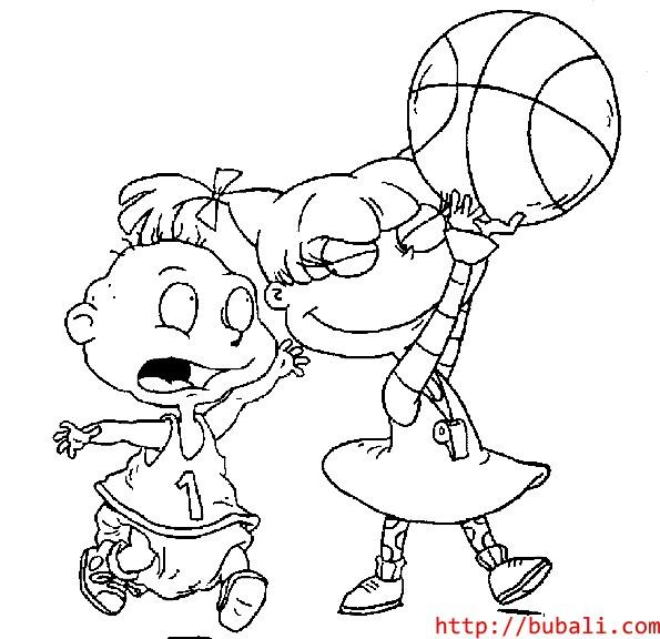 dibujos_para_colorear-basketballbubali