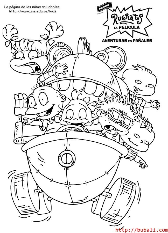 dibujos_para_colorear-grp_lasbubali
