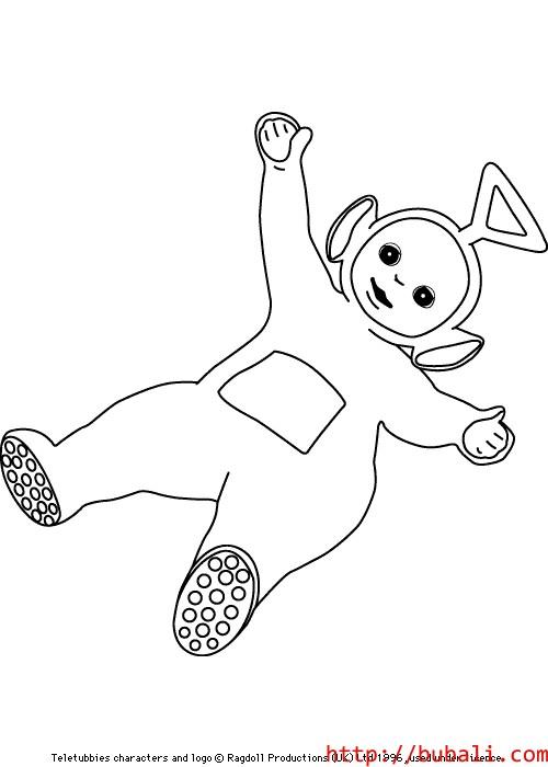 dibujos_para_colorear-tinkywinky1bubali