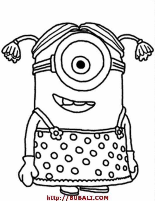 Dibuja a los Minions